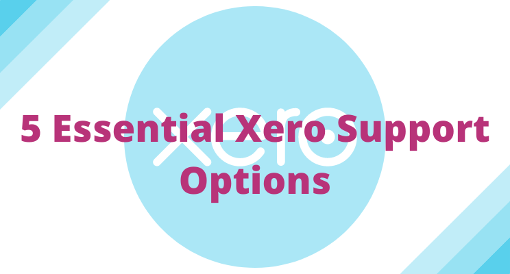 What Are Xero Support Options?
