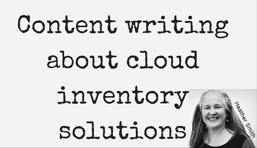 Content writing about cloud inventory solutions