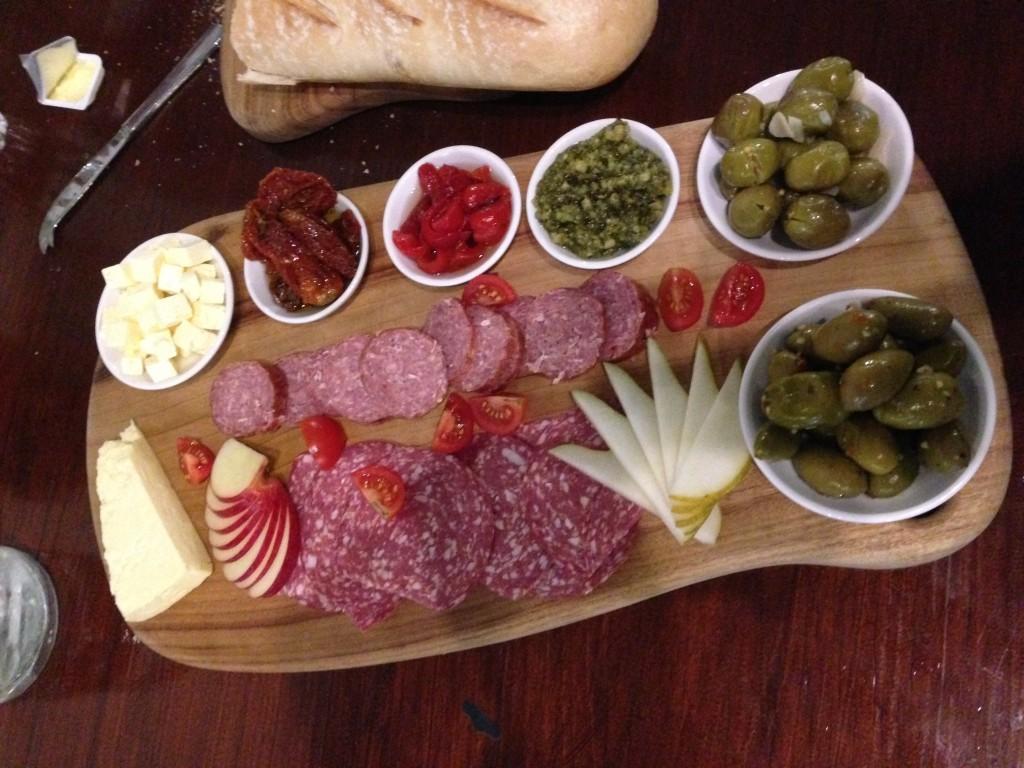 Do visit the Jersey Girls Café at Stanthorpe Cheese and share a platter.