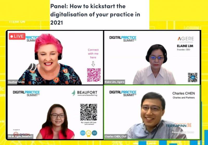 Kickstart The Digitalisation Of Your Practice In 2021