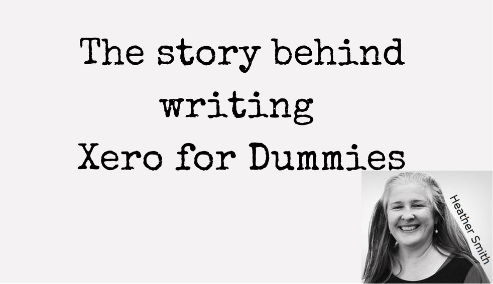 The Story Behind Writing Xero For Dummies