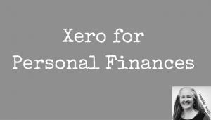 xero-for-personal-finances